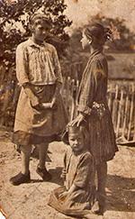 Zselickisfalud régi fotók